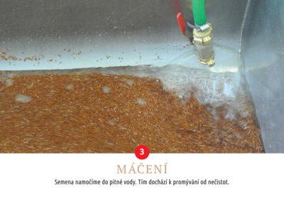 Máčení semen, Semix