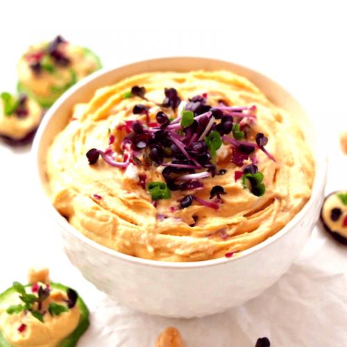 Luštěninový hummus
